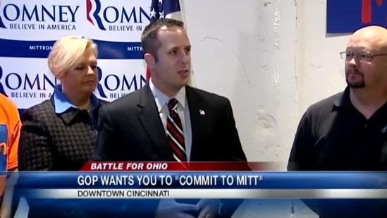 GOP urging early voters to 'commit to Mitt'