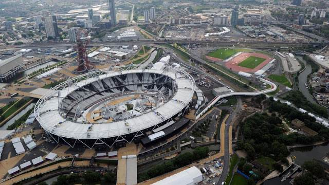 Terror Suspect Tagged, Tracked, Nabbed Near Olympic Park