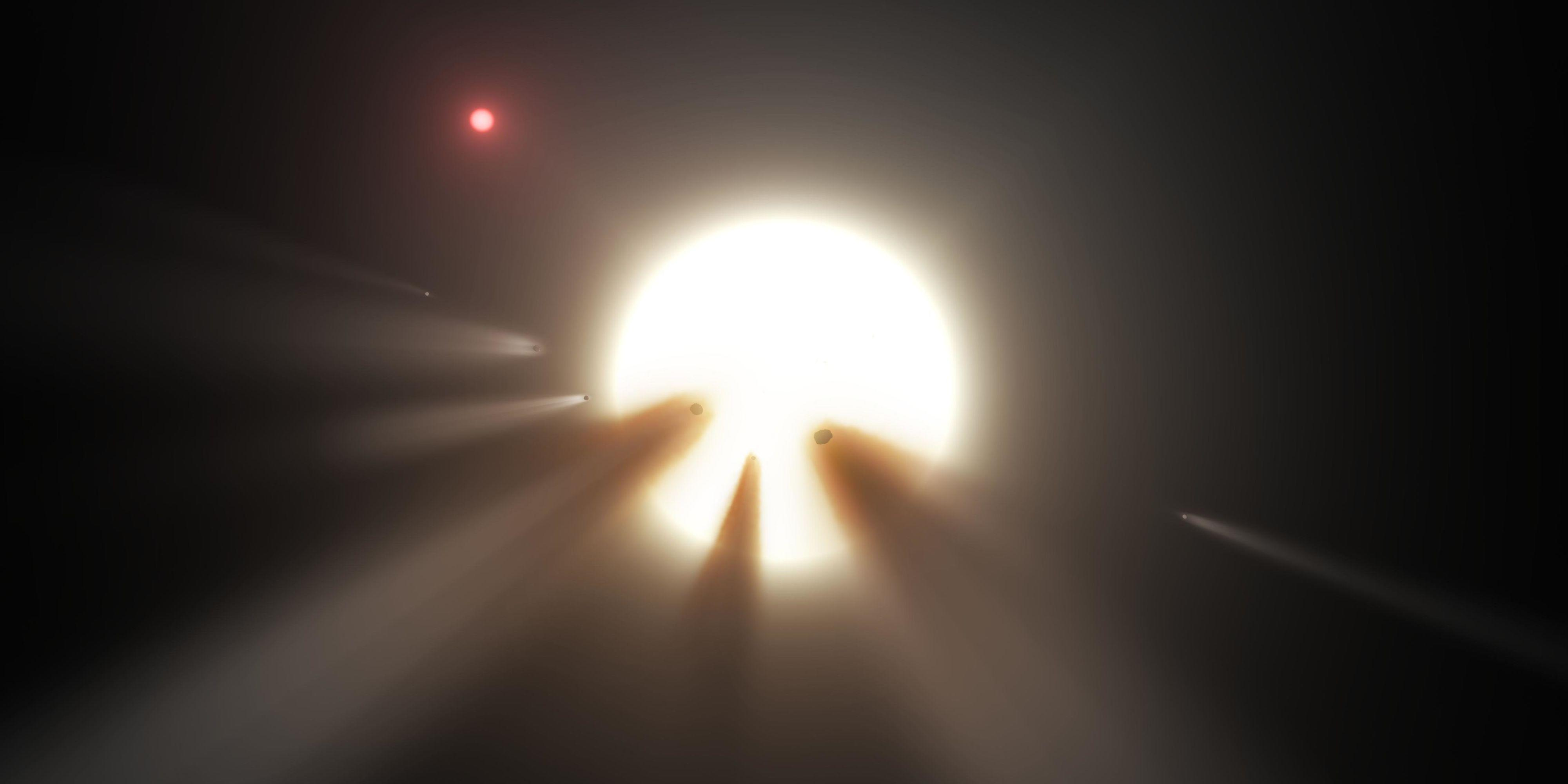 NASA's Next Telescope Could ID Alien Megastructures