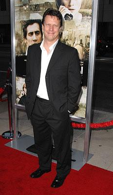 Director Gavin Hood at the Los Angeles premiere of New Line Cinema's Rendition