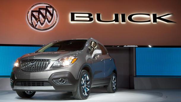 Buick Small SUV
