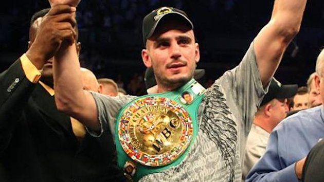 BOXING, Kelly Pavlik