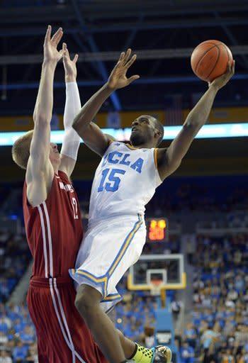 UCLA routs Washington State 76-62