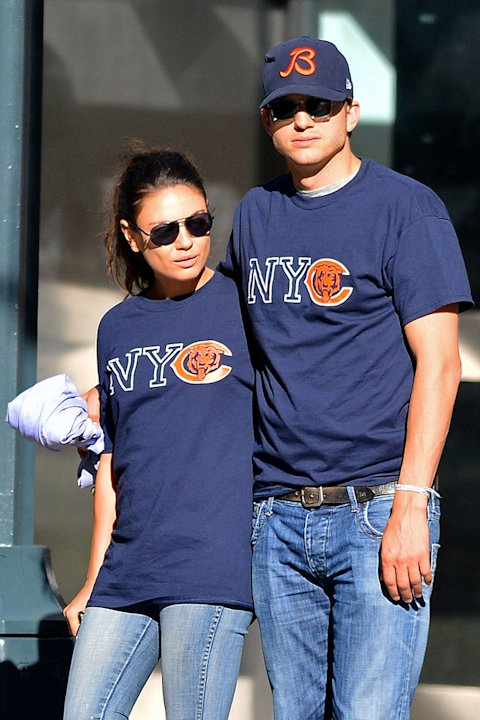 Mila Kunis, Ashton Kutcher