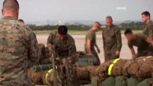 U.S. Marines dispatched to aid with Philippines re…