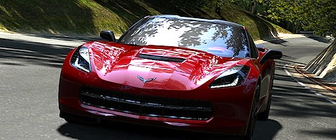 Corvette Stingray Yahoo on Gran Turismo 5   La Corvette Stingray 2014 Offerte Demain   Yahoo