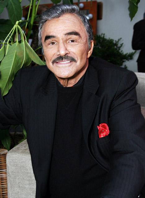 Burt Reynolds Hospitalized in Intensive Care With the Flu