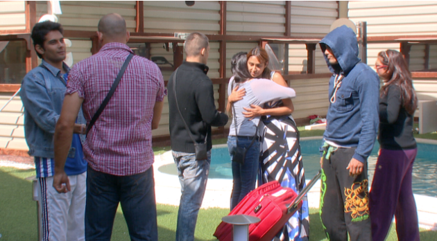 Housemates gang up against…