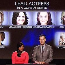 Mindy Kaling's Graceful Reaction to Emmy Snub