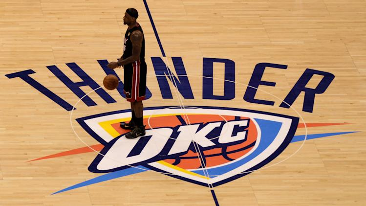 Miami Heat v Oklahoma City Thunder – Game Two