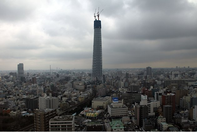 Tokyo Sky Tree Replaces Tokyo&nbsp;&hellip;