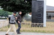 &lt;p&gt;File photo of the headquarters of Chinese telecom giant Huawei in Shenzhen, China. Huawei Technologies has responded to US hackers&#39; claims that its routers were easily cracked, saying its security strategies were rigorous.&lt;/p&gt;