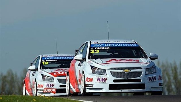 Tom Chilton and Yvan Muller (WTCC)