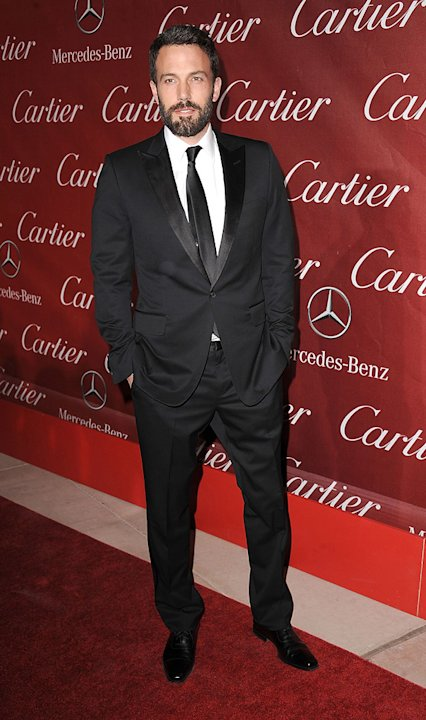 22nd Annual Palm Springs Film Festival 2011 Ben affleck