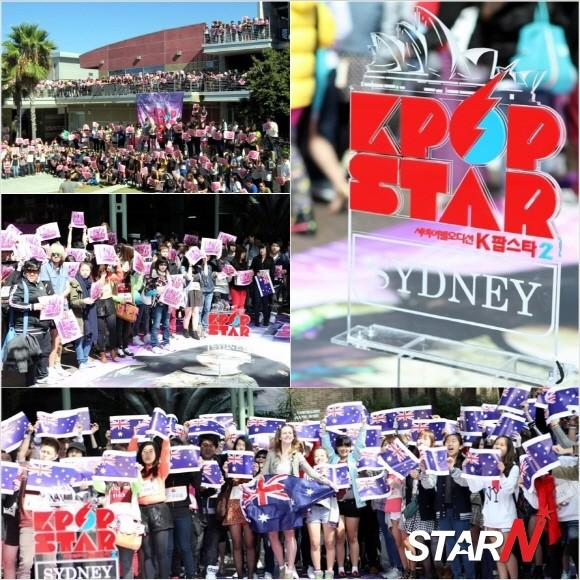 'K-POP Star 2' Auditions at New York, LA, and Sydney successfully done