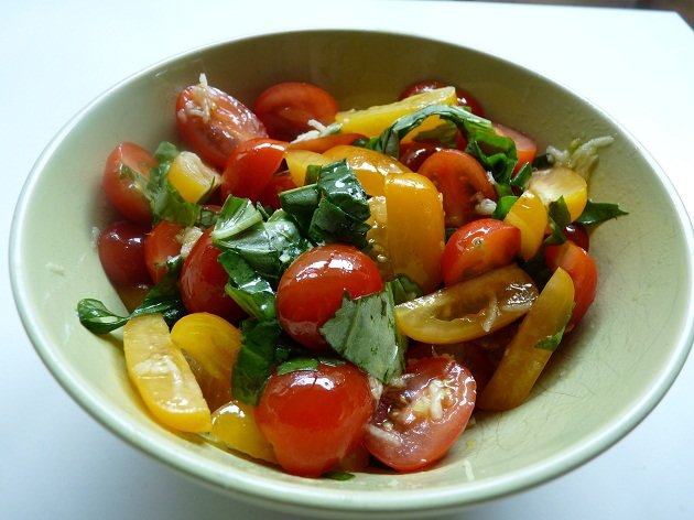 Recipe: Easy to Make Tomato Salad