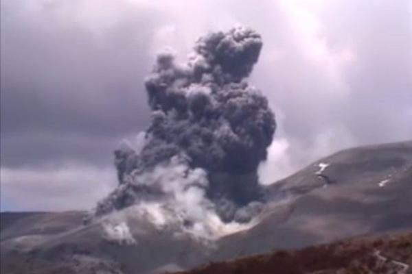 New Zealand Volcano Erupts Again, At Risk for More