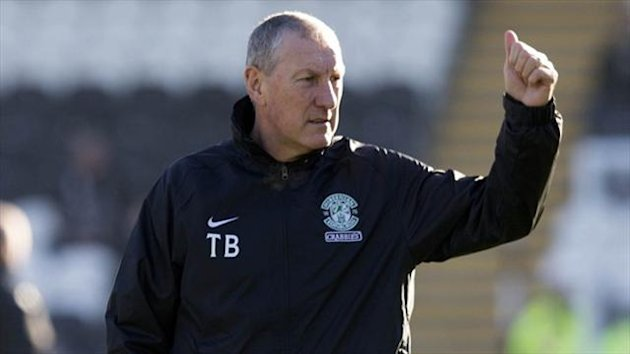 Terry Butcher admits the only way to bring the fans back to Easter Road is by winning games