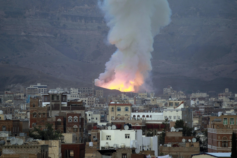 60 Lawmakers Seek Delay of Billion Dollar Arms Sale to Saudi Arabia