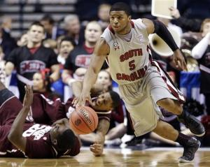 Mississippi State defeats South Carolina 70-59