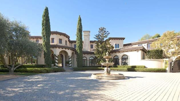 Barry Bonds house