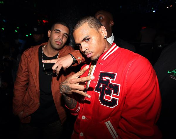 Report: Drake, Chris Brown Sue Each Other Over Nightclub Fight