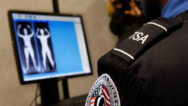 Ex-TSA Agent Dishes on Image Screening Rooms