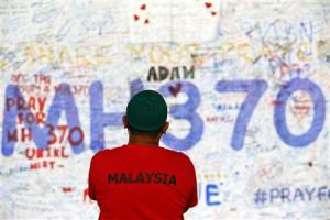 Missing Malaysia Airlines jet