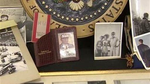 Collection of JFK Photos, Belongings On Auction