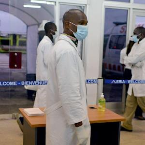 Ebola Spreading on Flights Has Bleak Outlook