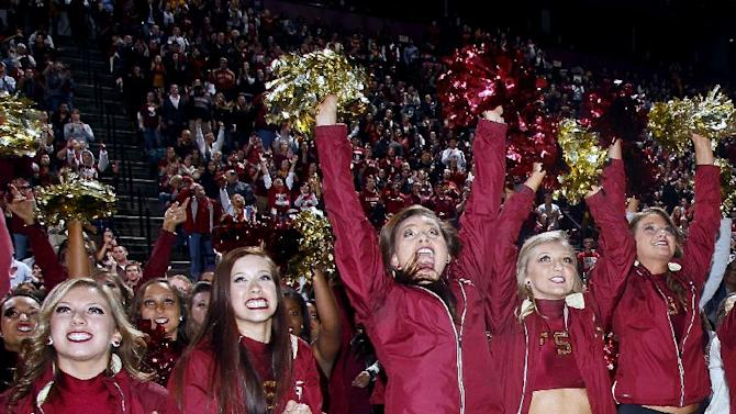 Florida St. fans revel in BCS victory over Auburn