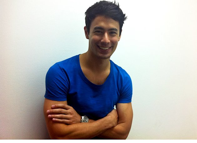 One of the most eligible hotties in local showbiz , George Young opens up about his success rate with women. (Yahoo! photo)