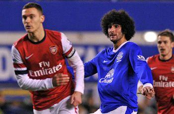 Moyes can take Everton into the Champions League, says Fellaini
