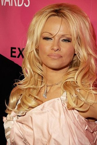 "Pamela Anderson was the first to be let go from ""Dancing With the Stars."""