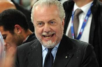 De Laurentiis: Napoli verdict is a victory for Italian football
