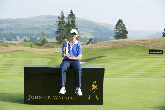 Golf - 2013 Johnnie Walker Championships - Day four - Gleneagles