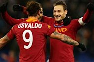 Totti: We win and lose together