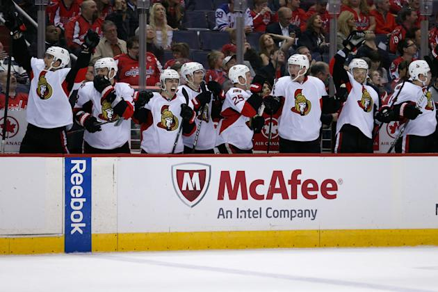 Ottawa Senators v Washington Capitals