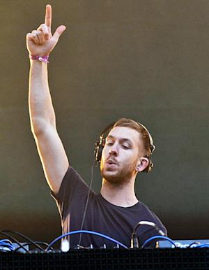 Calvin Harris Tops Forbes' World's Richest DJs List: How He Made $46 Million in One Year
