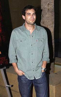 Jamie Elman at the LA premiere of Lions Gate's Cabin Fever