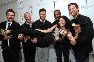 "Skinnygirl® Cocktails Introduces The ""New Girls"" At Launch Party With The Help Of Bethenny And Celeb ""Bartender"" Friends"