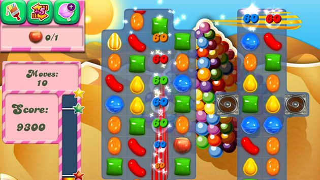 America - Candy Crush Saga: Why Millions Can't Stop Matching Candy
