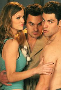 Brooklyn Decker, Jake Johnson and Max Greenfield | Photo Credits: Patrick McElhenney/FOX