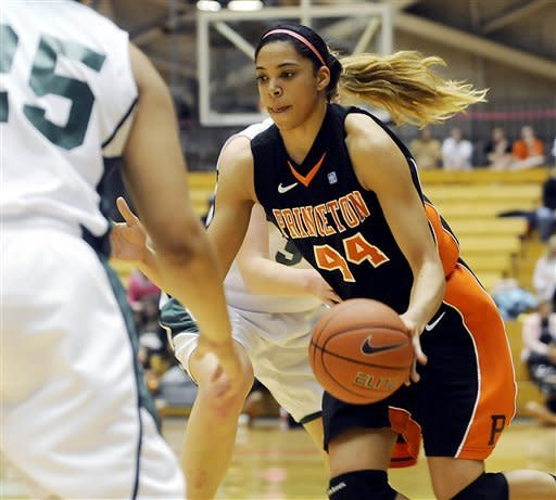 Princeton women beat Dartmouth, clinch NCAA bid