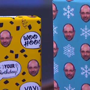The Startup That Wants to Gift Wrap Your Face