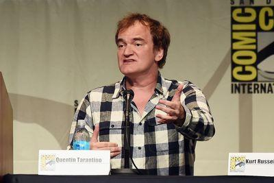 "Quentin Tarantino: ""Finally, the issue of white supremacy is being talked about"""