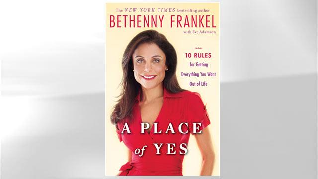 Bethenny Frankel's Journey to a 'Place of Yes'