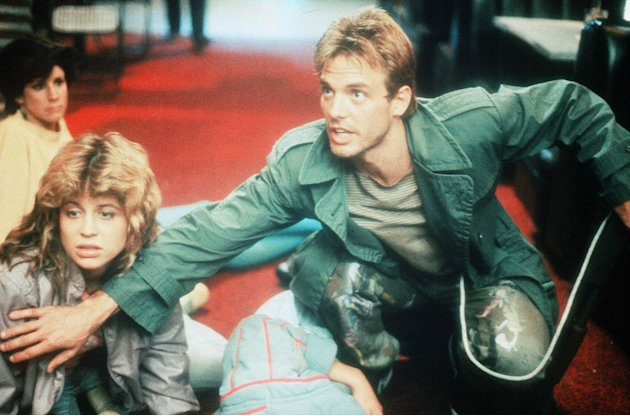 The Terminator 1984 MGM Linda Hamilton Michael Biehl