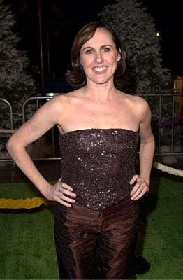 Premiere: Molly Shannon at the Universal Amphitheatre premiere of Universal's Dr. Seuss' How The Grinch Stole Christmas - 11/8/2000