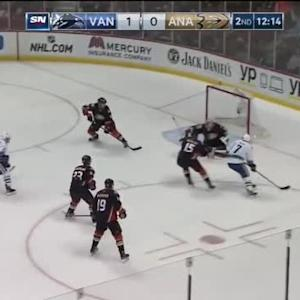 Frederik Andersen Save on Linden Vey (07:46/2nd)